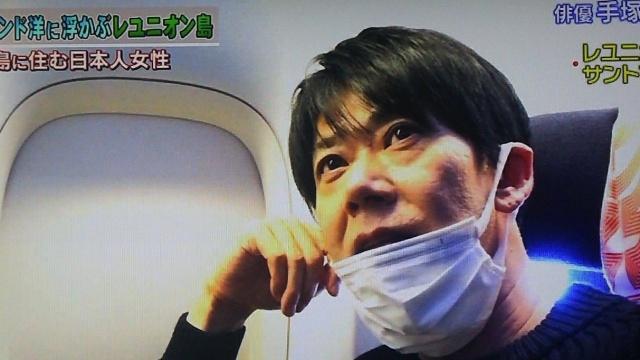 【画像】手塚とおるの左耳のピアスはいつから?若い頃に出演されていた作品