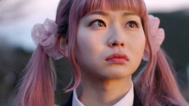 【珈琲いかがでしょう】女子高生(大門雅)役の女優は誰?ピンク髪がかわいい