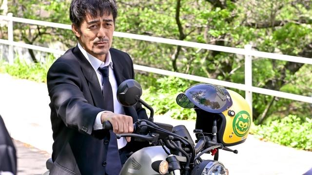【ドラゴン桜2】阿部寛のバイクの車種は何?免許はいつ取ったの?