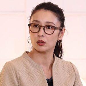 【水野美紀】着用のメガネはどこのブランド?フレームと種類も調査