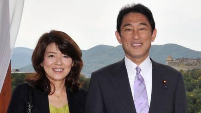 【写真】岸田文雄首相の妻の学歴や実家がすごい!父が広島で社長だった